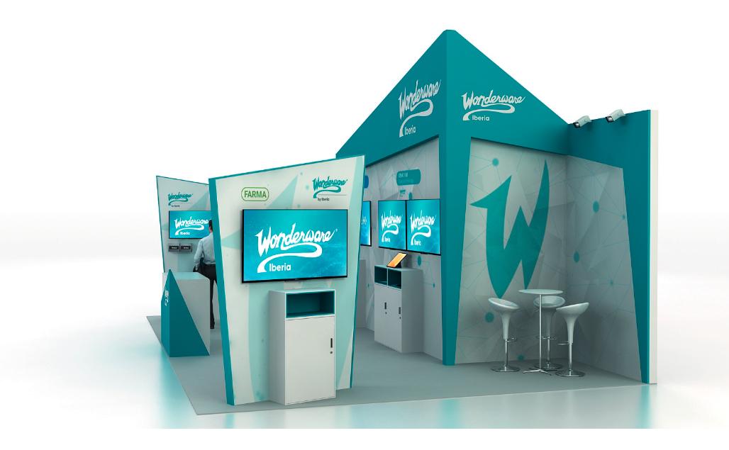 stand Advanced factories 2020 wonderware Iberia