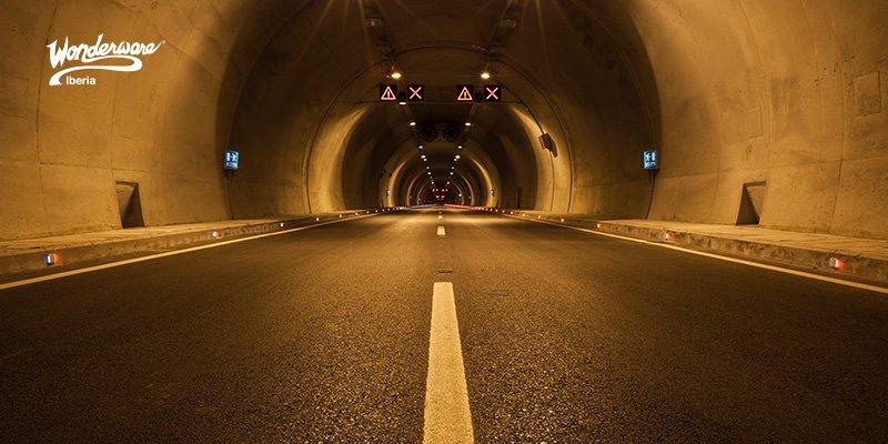 gestión y monitorización dede túneles y autopistas