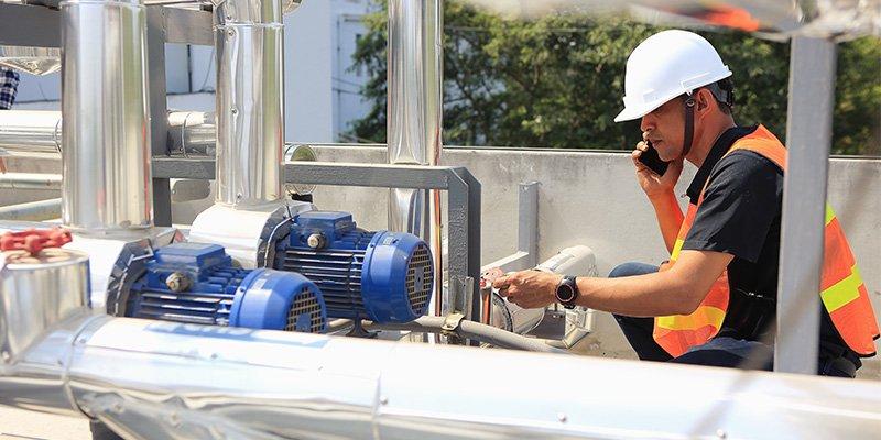 técnico de mantenimiento industrial