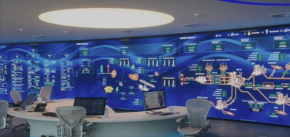 centro de control unificado-real de Wonderware